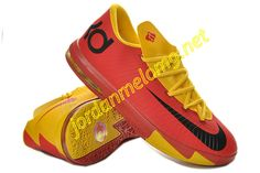 Nike KD VI basketball shoes
