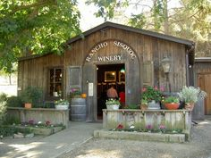 Rancho Sisquoc Winery~ been here many times with my Reasner family :)