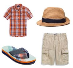 Spring Look for Boys
