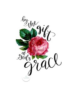 The Gift of God's Grace Bible Verse Art, Bible Verses Quotes, Faith Quotes, Bible Psalms, Deep Quotes, Encouragement Quotes, Scriptures, Gods Grace Quotes, Inspirational Verses