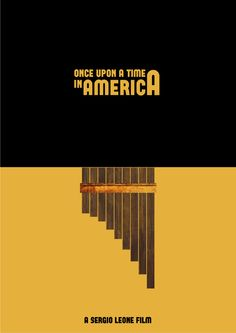 Once Upon A Time In America - Minimal movie poster by Alessandro Donelli Minimal Movie Posters, Cinema Posters, Film Posters, Breaking Bad Poster, Eye Movie, America Movie, Gangster Movies, Sergio Leone, Top Film