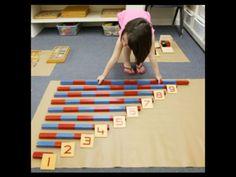 Viaggio attorno ai numeri: Matematica e Montessori
