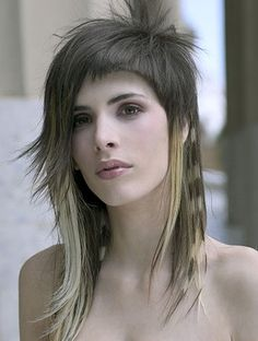 shag haircut photos mullet hairstyles for mullet hairstyles 5970 | faae3116f26be7751bebe5970c0c440a crown hairstyles emo hairstyles