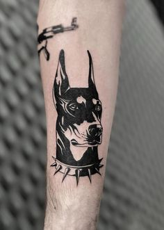 #mejoramigodelhombre | Doberman tattoo, Tattoo designs men ...
