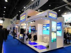 JOTUN PAINTS | Nucleus Exhibitions – Award Winning Exhibition Stand Designers