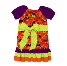 Check out the dress Magen Fowler created on Designed By Me from Lolly Wolly Doodle! Download the app LWD Designed by me or visit www.lollywollydoodle.com where YOU can be the designer! #designedbyme #lwd #halloween