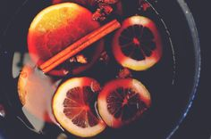 Gotta try this!  We Took the Road Less Traveled: German Glühwein (Hot Mulled Wine) Recipe