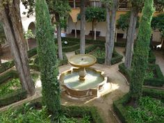 Jeffrey Bale's World of Gardens: Tales of the Alhambra