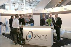 XSITE auf der Internet World 2013 in München
