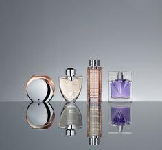 Montblanc female Fragrances: Presence d'une femme, Individuel, Legend pour femme and Femme de Montblanc