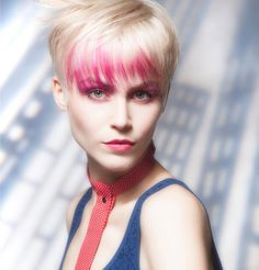 I used ink works #jpms to give this haircut an edgy twist