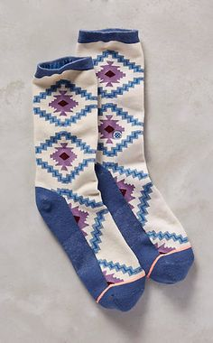 Campside Socks #anthrofave