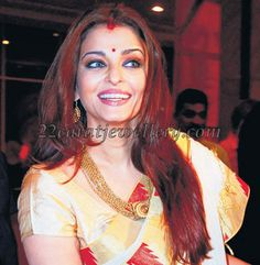 Jewellery Designs: Aish in Traditional Gold Haram