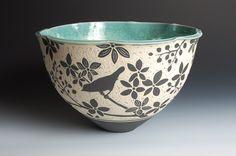 Kim Krumrey, Petoskey MI - bowl