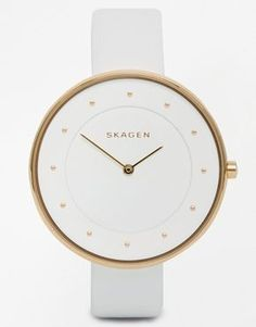 Skagen SKW2291 Gitte White Watch