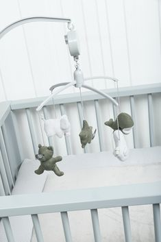 Babys Only, Musical Mobile, Pastel Shades, Playpen, Blanket, Grey, Classic, Silver, Gray