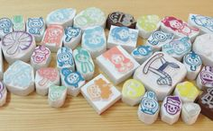 Eraser and Rubber Stamp Carving is Bangkok's Latest Craft Craze | BK Magazine Online