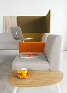 corals modular sofa system - Palau design Robert bronwasser