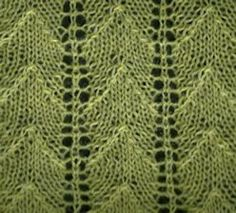 Alphabetical Listings of Knitting Stitch Names Knit It -- Stitches, Tips, T...