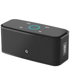 7: DOSS Touch Wireless Bluetooth V4.0 Portable Speaker with HD Sound and Bass (Black)