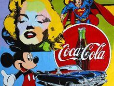 Steve Kaufman. Pop States of America, Barbara Frigerio Contemporary Art, Milano http://www.arte.it/calendario-arte/milano/mostra-steve-kaufman-pop-states-of-america-12281