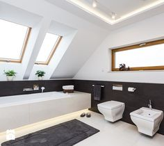 Interiors on pinterest - Fliesenkombinationen bad ...