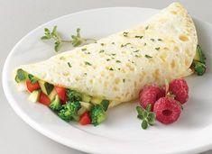 Garden Veggie AllWhites�  Omelet