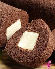 Summer Dessert: Chocolate Cake Roll