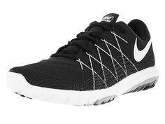 Nike Women's Flex Fury 2 Black/White/Wolf Grey/Dark Grey Running Shoe 12 Women