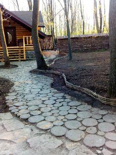 Landscaping Ideas, Future House, Organize, Sidewalk, House Ideas, Landscape, School, Diy Landscaping Ideas, Scenery