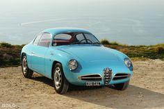 Alfa Romeo Giulietta Sprint Veloce Zagato 1958