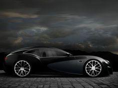 Concept Car - Bugatti Type 12-2 concept - Cars Club