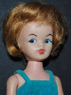 1960's TAMMY DOLL~this is the doll we had because my mom thought Barbie was to skinny