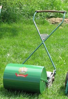 Ransome's lawn mower Ryobi Lawn Mower, Reel Lawn Mower, Toro Lawn Mower, Push Lawn Mower, Toro Mowers, Grass Cutter, Mowers For Sale, Riding Lawn Mowers, Garden Equipment