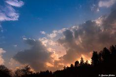 24.03.2015 - grandiose Abendstimmung @ Kleinstübing (STMK)