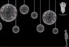 Modern Designer Lighting by Kny Design Austria K 5291 Chandeliers AllModern by www.kny-design.com Modern Lighting Design, Contemporary Chandelier, Lighting Solutions, All Modern, Chandeliers, Austria, Swarovski Crystals, Sculptures, Pendants