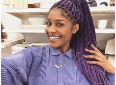style for hair braiding 20 eye catching ways to style dookie braids 5930