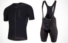 Nalini Black Label N1 Ti Short Sleeve Full Zip Jersey and Black Label Integra Bib Shorts http://www.bicycling.com/bikes-gear/apparel/the-40-best-cycling-kits-of-2016/nalini-black-label-n1-ti-short-sleeve-full-zip-jersey-and-black-label-integra-bib-shorts