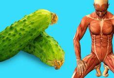 13 dolog, ami a testeddel történik, ha napi 1 uborkát megeszel Aerobics, Cucumber, Medical, Exercise, Yoga, Fitness, Sport, Exercises, Ejercicio