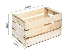 Cassette Venturi | Cassette di legno di qualità per arredo e creatività