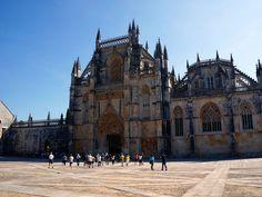 Alcobaça, Batalha, Tomar & the Ruins of Conimbriga – A Drive to the City of Coimbra