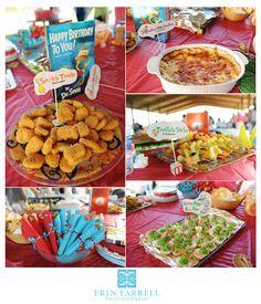 Dr. Seuss Party Food Ideas