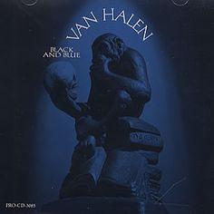 344. Black And Blue - Van Halen