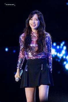 [HQ][180113] Taeyeon @ KWAVE 2 MUSIC FESTIVAL in MALAYSIA