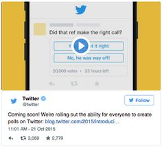 Educational Technology and Mobile Learning: A New Tool from Twitter to Create and Share Polls