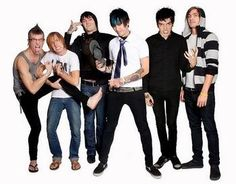 alesana. :3 another fav band!