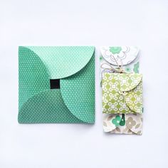 DIY Versatile Scalloped Envelopes made with your Silhouette (with instructions on creating your own shape)