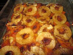 Sweet Potato and Apple Bake