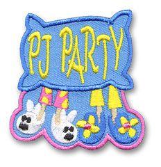 PJ Party-Snappylogos.com