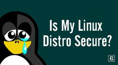 Your Linux Distro Can Be Hacked In 60 Seconds Due To Serious TCP Flaw: Research  #news